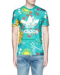Camiseta Lyst doodle Adidas Originals Jersey doodle Print Climalite® Jersey 19995 en 6f644c9 - allpoints.host