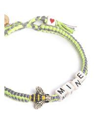 Venessa Arizaga - Metallic 'bee Mine' Bracelet - Lyst