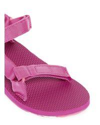 Teva - Pink 'original Universal Marbled' Sandals - Lyst