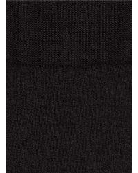 Falke Gray 'cool 24/7' Crew Socks for men