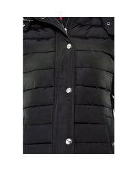 Esprit - Black Mid-length Mid-season Padded Jacket - Lyst