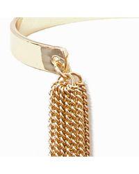 LA REDOUTE - Metallic Bracelet, Pompons Métal - Lyst