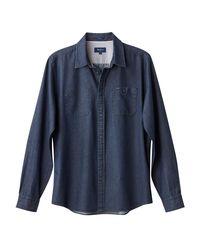 Pepe Jeans - Blue Cotton Shirt for Men - Lyst