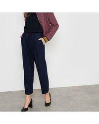LA REDOUTE - Blue Pantalon Boîte - Lyst