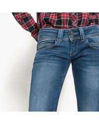 Pepe Jeans - Blue Jean Regular, Droit En Denim - Lyst