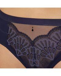 Berlei - Blue Beauty Style Full Briefs - Lyst