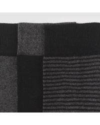 LA REDOUTE - Black Set Van 3 Paar Kousen for Men - Lyst
