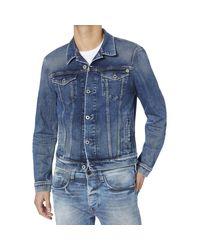 Chaqueta vaquera Pinner Pepe Jeans de hombre de color Blue