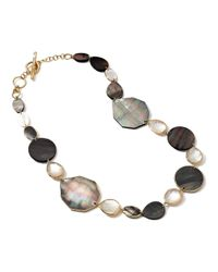Ippolita | Metallic 18k Ondine Multi-station Necklace In Jazz | Lyst