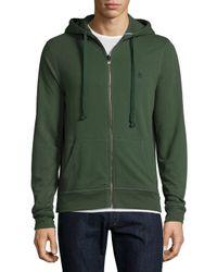 Original Penguin | Green Cotton-blend Hoodie for Men | Lyst