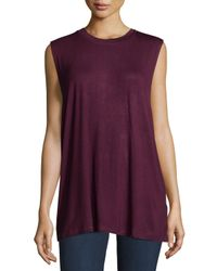 The Fifth Label | Black Walk In The Sky Relaxed Top | Lyst
