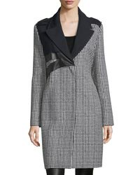 CoSTUME NATIONAL | Multicolor Long-sleeve Woven Raincoat | Lyst