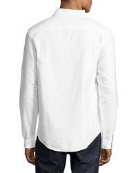 Original Penguin - White Classic Button-down Oxford Shirt for Men - Lyst