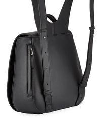 Steven Alan - Black Kate Smooth Leather Backpack - Lyst