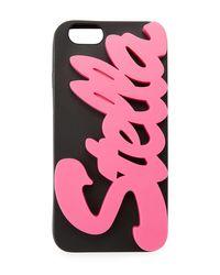 Stella McCartney Pink Stella Iphone 6 Case