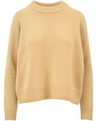Vince Yellow Cashmere Sweater