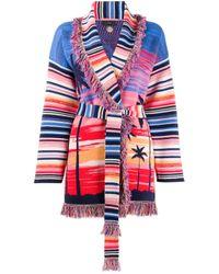 Alanui Multicolor Malibu Sunset Cardigan