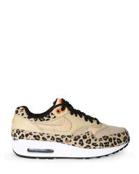 Nike Natural Sneaker Air Max 1 Prm Leo