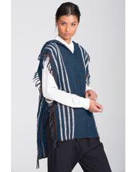 Lemlem | Multicolor Yohannes Sleeveless Hoodie | Lyst