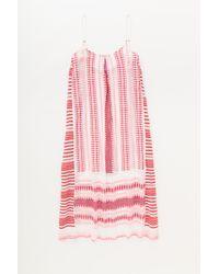 lemlem | Pink Tabtab Slip Dress | Lyst