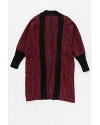 Lemlem - Multicolor Tolo Knit Trim Long Cardigan - Lyst