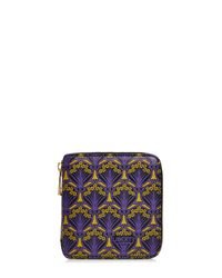 Liberty | Purple Small Wallet In Iphis Canvas | Lyst