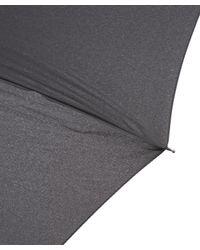 Fulton - Black Commissioner Long Umbrella - Lyst