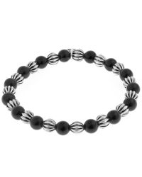 Philippe Audibert | Metallic Bead Bracelet | Lyst