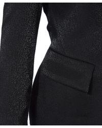 Vivienne Westwood Anglomania | Black Cotton-mix Jacket | Lyst