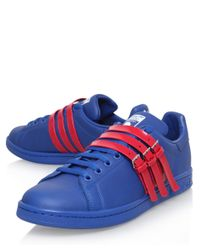 Adidas By Raf Simons   Blue Low-tops & Trainers for Men   Lyst