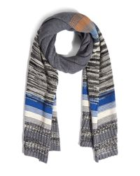 Missoni - Multicolor Striped Scarf for Men - Lyst