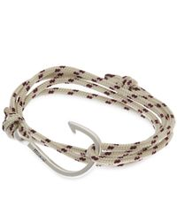 Miansai - Metallic Hook Wrap Bracelet - Lyst