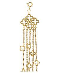 Dinny Hall - Metallic Gold Vermeil Talitha Bracelet - Lyst