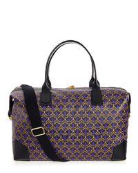 Liberty - Black Regent Weekend Bag In Iphis Canvas - Lyst