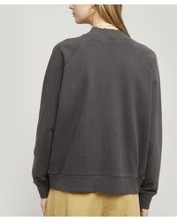 YMC Gray Touche Sweatshirt