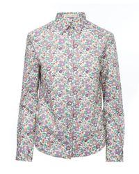 Liberty - Multicolor Tresco Print Camilla Shirt for Men - Lyst