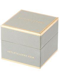 Astley Clarke - Metallic Honeycomb Stud Earrings - Lyst