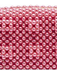 Shrimps - Multicolor Molly Faux Pearl Purse - Lyst