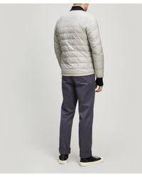 Canada Goose Gray Dunham Jacket for men