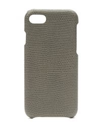The Case Factory Gray Lizard Iphone 7 Case
