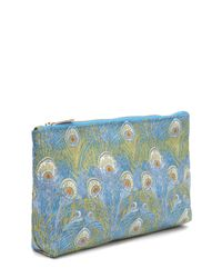 Liberty | Blue Medium Hera Print Tana Lawn Wash Bag | Lyst