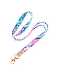 Lilly Pulitzer - Multicolor Lilly Lanyard - Lyst