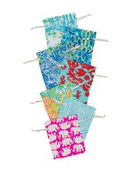 Lilly Pulitzer | Multicolor Seaside Necklace | Lyst