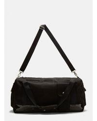 Raf Simons Eastpak Collaboration Duffle Bag In Black