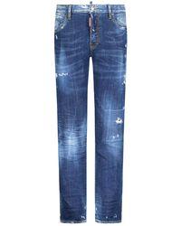 DSquared² Skater Jeans in Blue für Herren