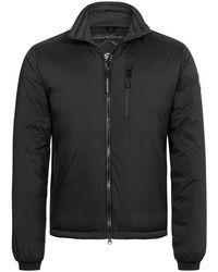 Canada Goose Lodge Daunenjacke in Black für Herren