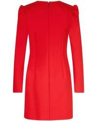 MSGM Red Kleid
