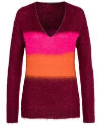 Luisa Cerano Multicolor Pullover