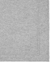 Lodenfrey Cashmere-Schal in Natural für Herren
