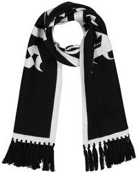 Palm Angels Schal in Black für Herren
